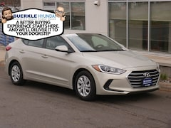Certified Used 2017 Hyundai Elantra Sedan 5NPD74LF8HH194361 for Sale in St Pau, MN at Buerkle Hyundai