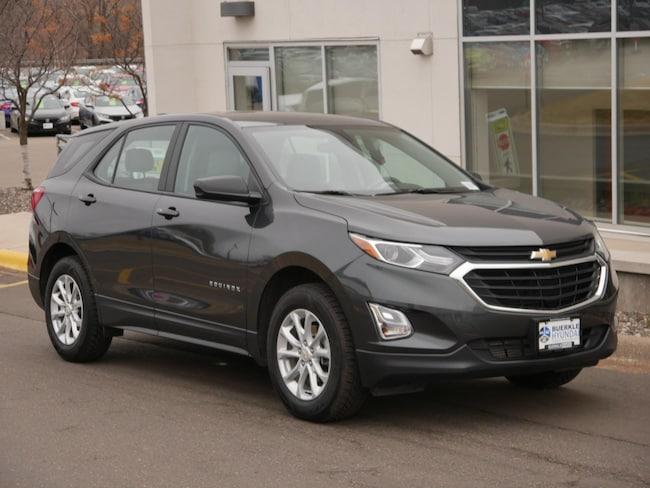 Used 2018 Chevrolet Equinox LS SUV For Sale Near Minneapolis