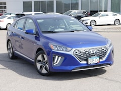 2020 Hyundai Ioniq Hybrid SEL Hatchback for Sale in St Paul, MN at Buerkle Hyundai