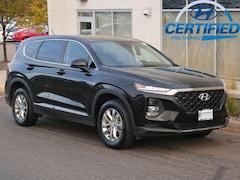 2019 Hyundai Santa Fe SE 2.4 SUV for Sale in St Paul, MN at Buerkle Hyundai