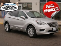 2018 Buick Envision Preferred SUV for Sale in St Paul, MN at Buerkle Hyundai