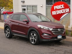 Used 2016 Hyundai Tucson AWD  Limited SUV St Paul Minnesota