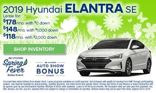 March | Hyundai Elantra