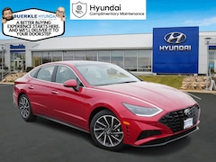 New 2020 Hyundai Sonata Limited Sedan 5NPEH4J2XLH043709 for Sale in St Paul, MN at Buerkle Hyundai