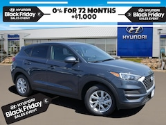 New 2019 Hyundai Tucson SE SUV St Paul