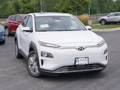New 2021 Hyundai Kona Electric Ultimate SUV 404736 for Sale in St Paul, MN at Buerkle Hyundai