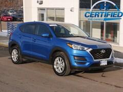 2019 Hyundai Tucson SUV for Sale in St Paul, MN at Buerkle Hyundai