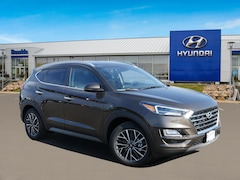 New 2019 Hyundai Tucson Limited SUV KM8J3CAL7KU838703 for sale in St Paul, MN at Buerkle Hyundai