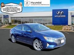 2020 Hyundai Elantra Limited Sedan for Sale in St Paul, MN at Buerkle Hyundai
