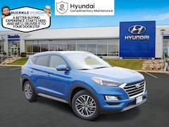 New 2020 Hyundai Tucson Limited SUV KM8J3CAL6LU243908 for sale in St Paul, MN at Buerkle Hyundai