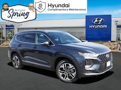 New 2020 Hyundai Santa Fe Limited 2.0T SUV 5NMS5CAA2LH224992 for Sale in St Paul, MN at Buerkle Hyundai
