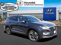 New 2020 Hyundai Santa Fe Limited 2.0T SUV 5NMS5CAA2LH224992 for Sale in St Paul, MN at Buerkle Hyundai