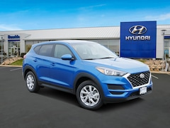 New 2021 Hyundai Tucson SE SUV St Paul