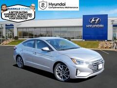 New 2020 Hyundai Elantra Limited Sedan St Paul