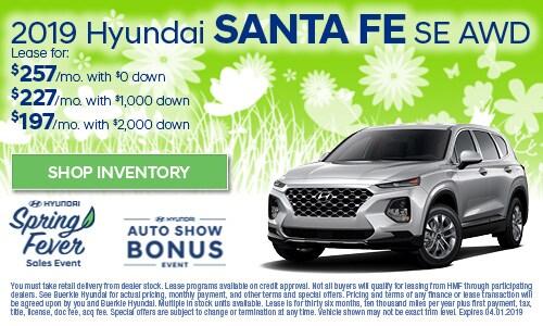 March | Hyundai Santa Fe