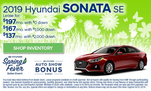 March | Hyundai Sonata