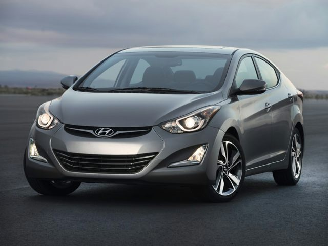 More About The Elantra