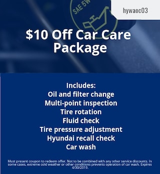 March | $10 Off Car Care Package