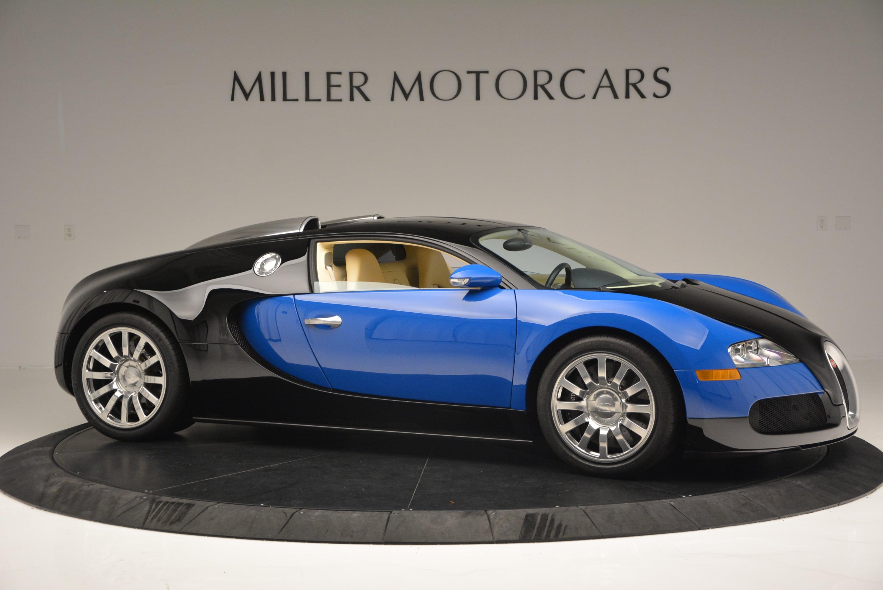 2006 bugatti veyron for sale 0 1468851. Black Bedroom Furniture Sets. Home Design Ideas