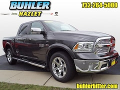 2016 Ram 1500 Laramie Truck Crew Cab 1C6RR7NT5GS411036 for sale in Monmouth County, NJ at Buhler Chrysler Jeep Dodge Ram