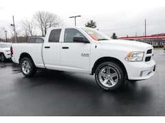 2017 Ram 1500 CERTIFIED Tradesman/Express Truck Quad Cab 1C6RR7FG8HS688556 for sale in Monmouth County, NJ at Buhler Chrysler Jeep Dodge Ram