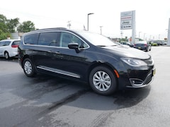 2017 Chrysler Pacifica Touring-L  CERTIFIED Van 2C4RC1BGXHR734743 for sale in Monmouth County, NJ at Buhler Chrysler Jeep Dodge Ram