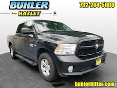 2017 Ram 1500 Tradesman  CERTIFIED Truck Crew Cab 3C6RR7KT1HG641038 for sale in Monmouth County, NJ at Buhler Chrysler Jeep Dodge Ram