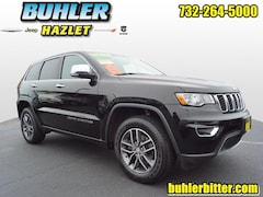 2017 Jeep Grand Cherokee Limited 4x4 SUV 1C4RJFBG6HC834947 for sale in Monmouth County, NJ at Buhler Chrysler Jeep Dodge Ram