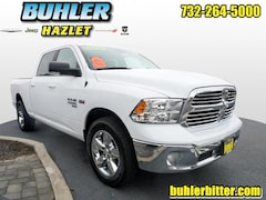 2019 Ram 1500 Classic SLT  CERTIFIED Truck Crew Cab 1C6RR7TTXKS713496 for sale in Monmouth County, NJ at Buhler Chrysler Jeep Dodge Ram