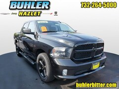 2017 Ram 1500 Tradesman  CERTIFIED Truck Crew Cab 3C6RR7KT3HG556170 for sale in Monmouth County, NJ at Buhler Chrysler Jeep Dodge Ram