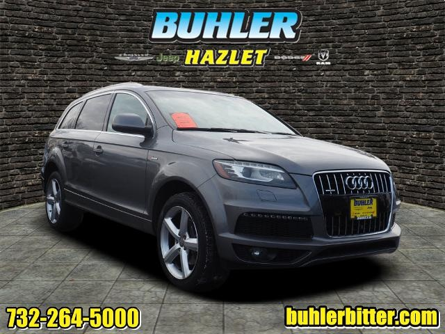 Used Audi Q7 Hightstown Nj
