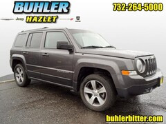 2016 Jeep Patriot HIGH ALTITUDE 4X4 SUV 1C4NJRFB9GD764867 for sale in Monmouth County, NJ at Buhler Chrysler Jeep Dodge Ram