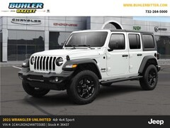 2021 Jeep Wrangler UNLIMITED SPORT ALTITUDE 4X4 Sport Utility