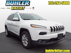 2017 Jeep Cherokee Latitude 4x4 SUV 1C4PJMCB6HW655983 for sale in Monmouth County, NJ at Buhler Chrysler Jeep Dodge Ram