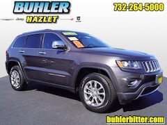 2016 Jeep Grand Cherokee Limited 4x4 SUV 1C4RJFBGXGC350875 for sale in Monmouth County, NJ at Buhler Chrysler Jeep Dodge Ram