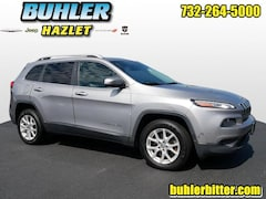 2014 Jeep Cherokee Latitude 4x4 SUV 1C4PJMCS2EW107653 for sale in Monmouth County, NJ at Buhler Chrysler Jeep Dodge Ram