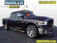 2015 Ram 1500 Laramie Truck Crew Cab 1C6RR7NTXFS555695 for sale in Monmouth County, NJ at Buhler Chrysler Jeep Dodge Ram