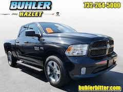 2017 Ram 1500  CERTIFIED Tradesman/Express Truck Quad Cab 1C6RR7FT2HS510350 for sale at Buhler Chrysler Jeep Dodge Ram in Monmouth County, NJ