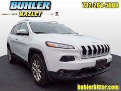 2017 Jeep Cherokee Latitude 4x4 CERTIFIED SUV 1C4PJMCB9HW575870 for sale in Monmouth County, NJ at Buhler Chrysler Jeep Dodge Ram