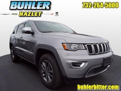 2017 Jeep Grand Cherokee Limited 4x4 SUV 1C4RJFBG8HC760687 for sale at Buhler Chrysler Jeep Dodge Ram in Monmouth County, NJ