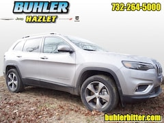 2019 Jeep Cherokee Limited 4x4 SUV 1C4PJMDXXKD351374 for sale in Monmouth County, NJ at Buhler Chrysler Jeep Dodge Ram