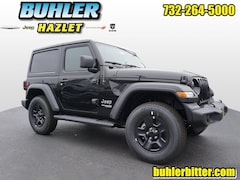 2019 Jeep Wrangler SPORT 4X4 Sport Utility for sale in Monmouth County at Buhler Chrysler Jeep Dodge Ram