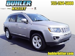 2016 Jeep Compass Latitude 4x4 SUV 1C4NJDEB3GD672786 for sale in Monmouth County, NJ at Buhler Chrysler Jeep Dodge Ram