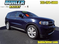 2013 Dodge Durango Crew AWD SUV 1C4RDJDG9DC658221 for sale in Monmouth County, NJ at Buhler Chrysler Jeep Dodge Ram