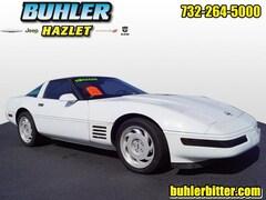 1991 Chevrolet Corvette Base Hatchback