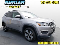 2017 Jeep New Compass Latitude 4x4 SUV 3C4NJDBB2HT636300 for sale in Monmouth County, NJ at Buhler Chrysler Jeep Dodge Ram