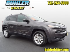 2016 Jeep Cherokee Latitude 4x4 SUV 1C4PJMCB5GW326870 for sale in Monmouth County, NJ at Buhler Chrysler Jeep Dodge Ram
