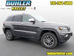 2017 Jeep Grand Cherokee Limited 4x4 SUV 1C4RJFBGXHC876182 for sale in Monmouth County, NJ at Buhler Chrysler Jeep Dodge Ram