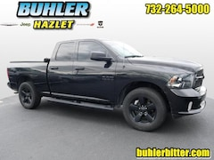 2017 Ram 1500 certified Tradesman/Express Truck Quad Cab 1C6RR7FG9HS827433 for sale in Monmouth County, NJ at Buhler Chrysler Jeep Dodge Ram