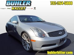 2003 INFINITI G35 Base w/6 Speed Manual Coupe JNKCV54E03M200132 for sale in Monmouth County, NJ at Buhler Chrysler Jeep Dodge Ram